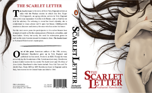 An analysis of the puritan ideals in the novel the scarlet letter by nathaniel hawthorne