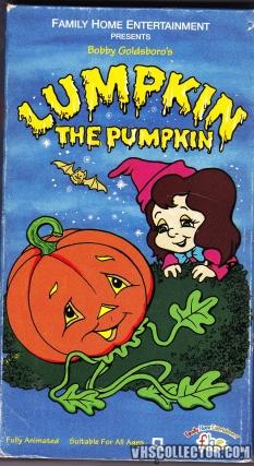 Lumpkin The Pumpkin VHS Front Cover.jpg