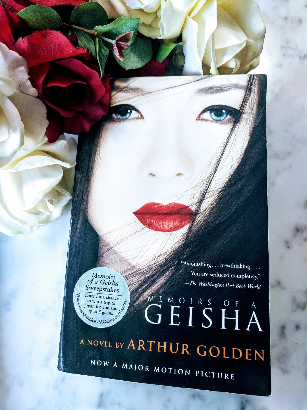 "Book Review for ""Memoirs of a Geisha"" by Arthur Golden – The Book"