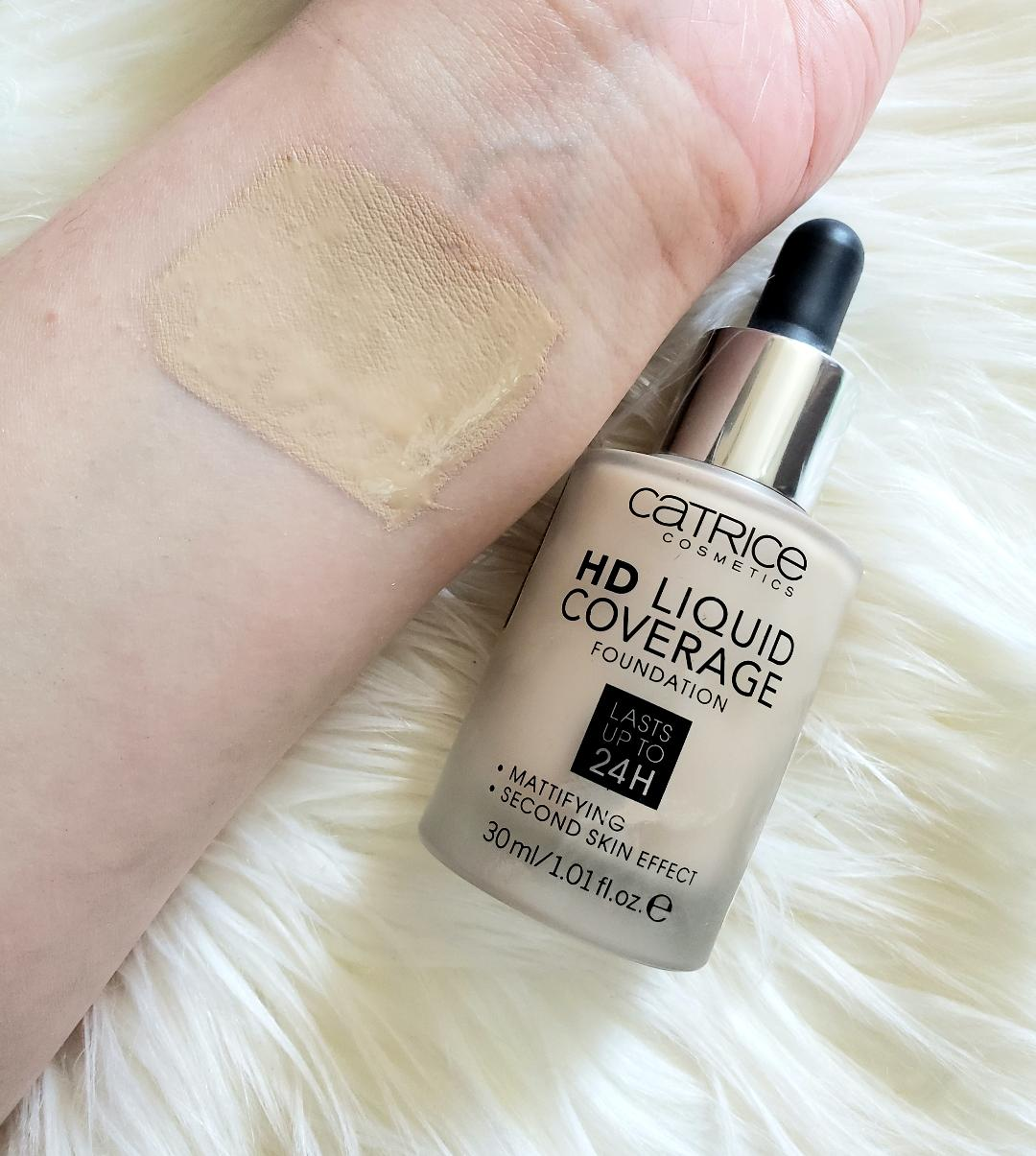 Foundation Fall Catrice Hd Foundation Along With The Aqua Fresh Hydro Primer Prisma Chrome Lipsticks The Book And Beauty Blog